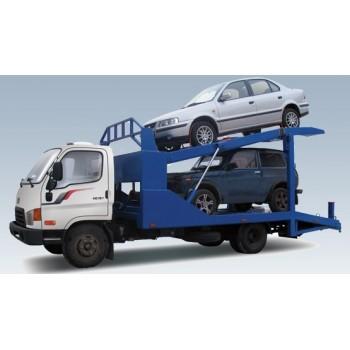 Эвакуатор Hyundai HD 78 (двухэтажный)