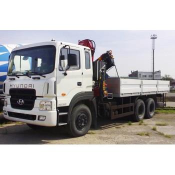Крано-манипуляторная установка Hyundai HD 250/260